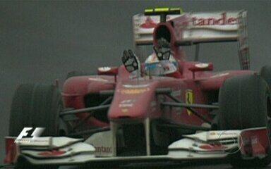 Alonso vence GP da Coreia do Sul e é líder da Fórmula 1