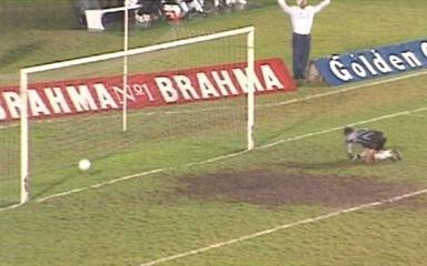 Em 1992, CSA faz gol no fim do jogo e elimina o Vasco da Copa do Brasil em São Januário
