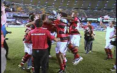Em 2007, Flamengo supera o Botafogo nos pênaltis e é campeão carioca