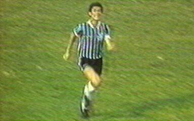 Em 1981, Grêmio vence o São Paulo e conquista o Campeonato Brasileiro