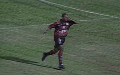 Os gols de Palmeiras 3 x 3 Flamengo
