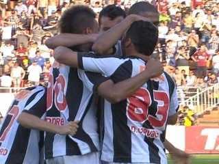 Em 2011, Atlético-MG de Cuca fez gol contra o Corinthians no Campeonato Brasileiro