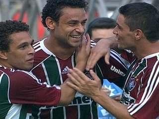 Os gols de Vasco 1 x 3 Fluminense pela final da Taça Guanabara 2012