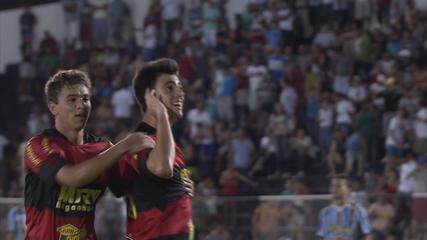 Melhores momentos Porto 1x3 Sport