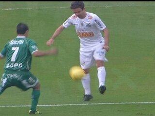 Segundo jogo: Santos 4 x 2 Guarani