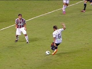 Os gols de Fluminense 2 x 2 Figueirense pela 2ª rodada do Brasileirão 2012