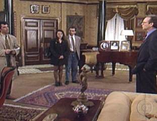 Webdoc sobre  novela  'A Próxima Vítima' (1995)