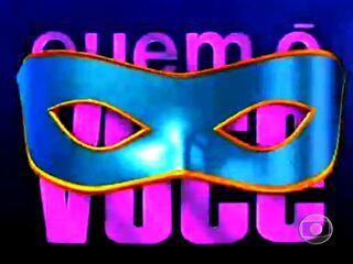 'Quem é Você?' (1996): Abertura