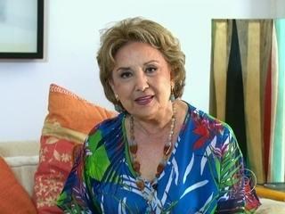 Eva Wilma recorda a megera Altiva, de A Indomada