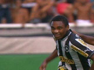 Os gols de Flamengo 0 x 2 Botafogo pela semifinal da Taça Guanabara