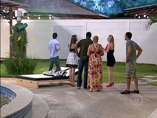 Big Brother Brasil 9: O Muro