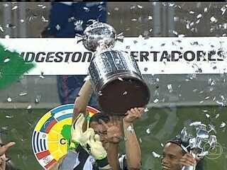Atlético-MG conquista a Taça Libertadores da América 2013