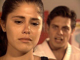 Malhação (1995-1996): Romão discute com Isabella por ciúme de Héricles