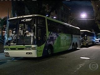 Cruzeirenses agridem torcedores do Fla antes da partida e são detidos