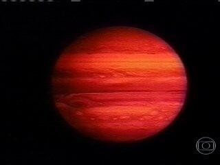 Cientistas descobrem chuva de diamantes em Júpiter e Saturno