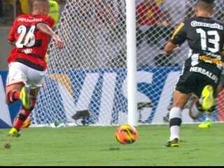 Flamengo 4 x 0 Botafogo, pelas quartas de final da Copa do Brasil