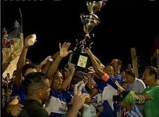 Tocantins vence Araguaína e é campeão da Segundona Tocantinense