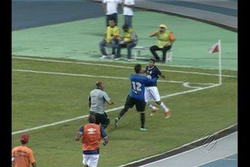 Rony estreia no futebol profissional com gol pelo Remo