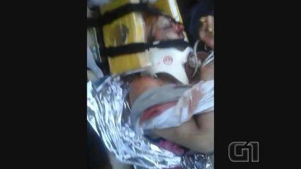Vídeo mostra resgate de Fabiane Maria de Jesus, espancada em Guarujá, SP; ela morreu dois dias depois