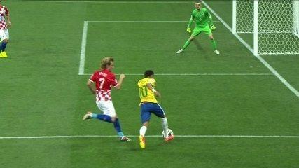 Melhores momentos: Brasil 3 x 1 Croácia pela 1ª rodada do Grupo A da Copa do Mundo 2014