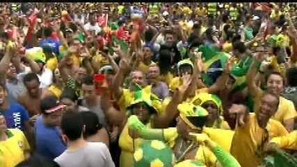 Brasil vence o Chile nos pênaltis e está nas quartas de final da Copa 2014