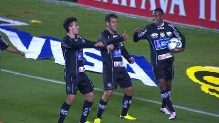 Os gols de São Paulo 1 x 3 Bragantino pela terceira fase da Copa do Brasil