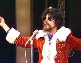 Globo de Ouro: Raul Seixas (1974)
