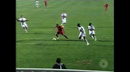 Relembre o primeiro jogo da final da Libertadores de 2006 entre Inter e São Paulo