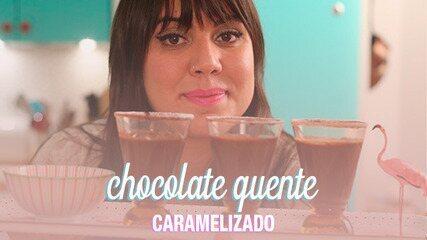 Chocolate Quente Caramelizado - Dulce Delight