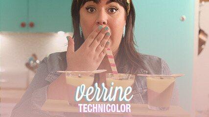 Verrine significa copinho em francês