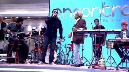 Músicos Carlos Dafé, Gerson King Combo e João Sabiá encerram o Encontro