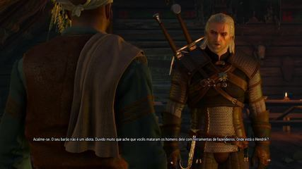The Witcher 3: Wild Hunt - Primeiros Minutos
