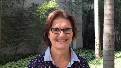Doutora Ana Escobar fala sobre a malária