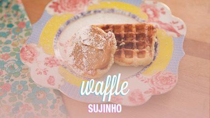 Waffle sujinho - Dulce Delight