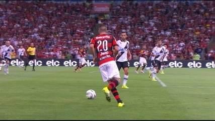 Melhores momentos: Vasco 1 x 1 Flamengo pelas oitavas da Copa do Brasil