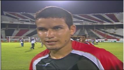 Em 2006, Santa Cruz perde para o São Caetano e cai para a Série B