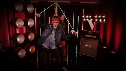 The Voice Web 76 - Tiago Leifert ataca de pop star