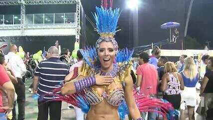 Thaís Bianca afirma que preço da fantasia não é o mais importante no carnaval