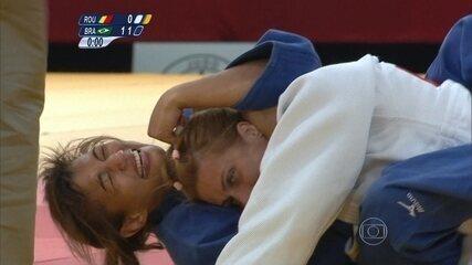 Relembre o Ouro de Sarah Menezes nos jogos de 2012