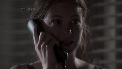 Teaser 03/8 - Eliza liga para Jonatas da prisão