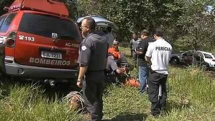 PM encontra corpo de homem morto a pedradas por suposto estupro