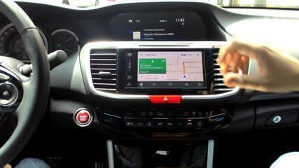 Veja como funciona o Android Auto no Brasil