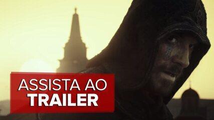 'Assassin's Creed': 1º trailer