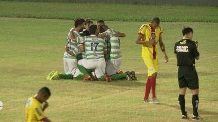 Os gols de Altos 4 x 0 Juazeirense - 2ª rodada Série D 2016
