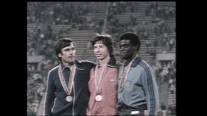 1980 - Moscou: bronze salto triplo (João do Pulo)
