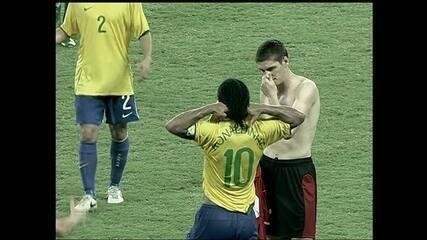 2008 - Beijing: men's football bronze