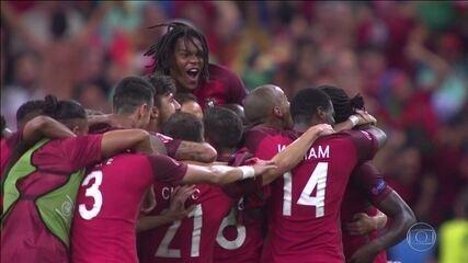 Portugal vence a França e conquista a Eurocopa