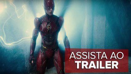 Trailer de 'Liga da Justiça'