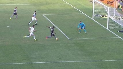 Melhores momentos: Botafogo 2 x 1 Grêmio pela 19ª rodada do Brasileirão 2016. Luís Ricardo cruzou para golaço de Camilo e tocou para Sassá no outro