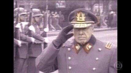 Presidente do Chile recebe documentos que comprovam ordem de Pinochet